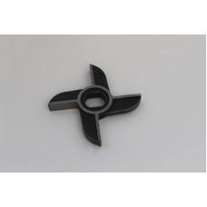 Нож 2-х сторонний крестовой МИМ-600 (без бурта)