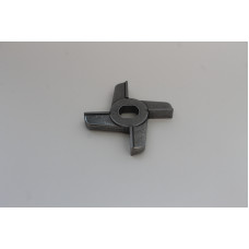 Нож двухсторонний крестовой МИМ-300, без бурта(нерж.)